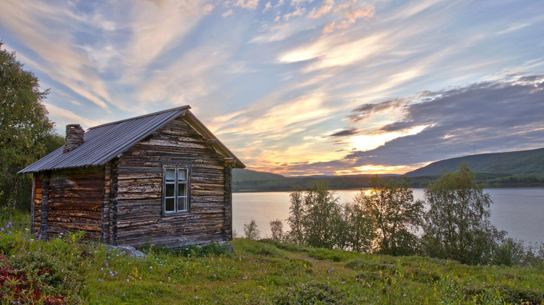 Summer in Utsjoki, Lapland