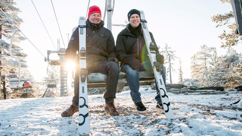 Shaman Skis manufacturer of mogul skis