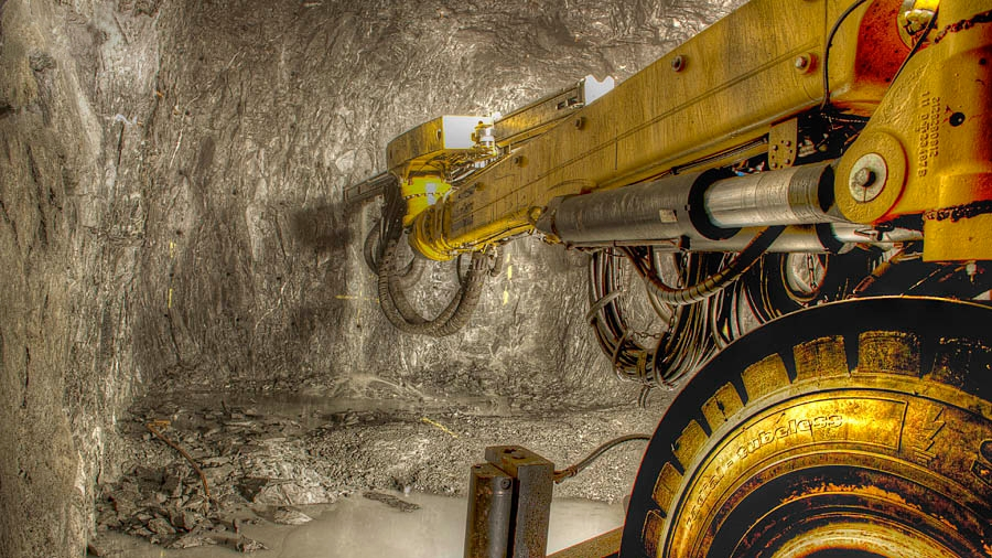 Agnico Eagle mining industry in Lapland
