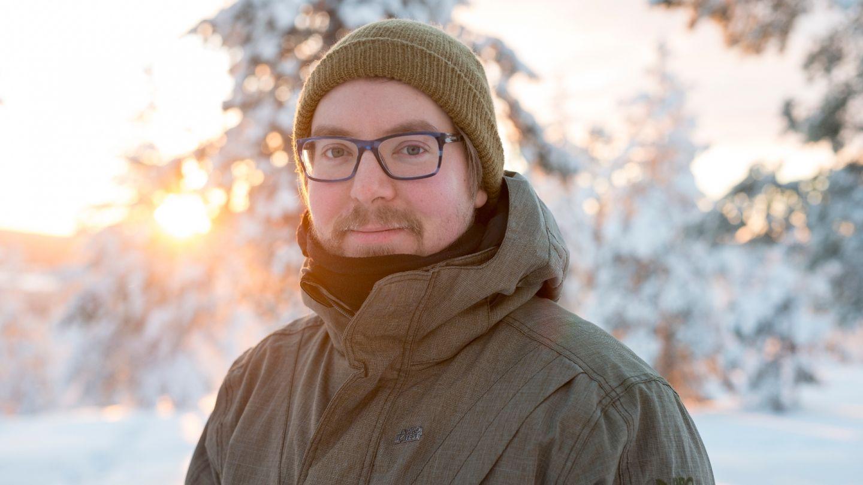 Flatlight business in Lapland