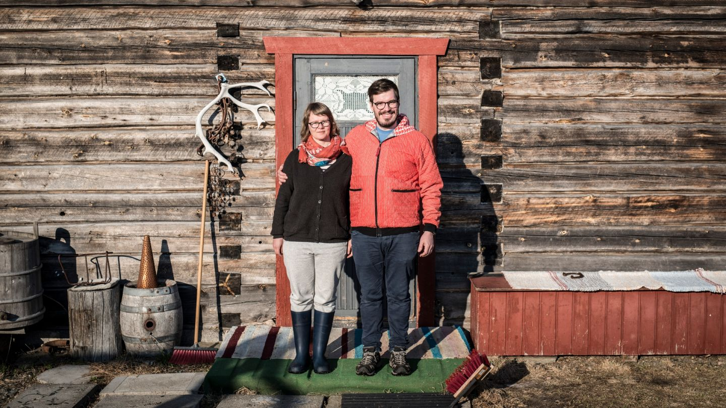 Mummola Travels starting a business in lapland