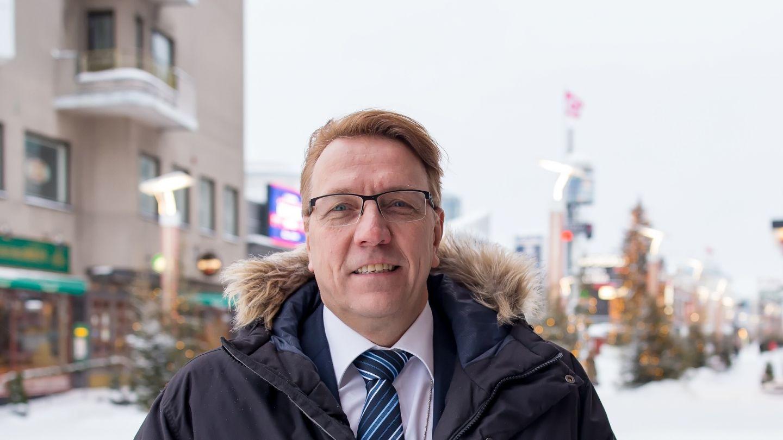 Markku Härkönen Lapland tourism growth