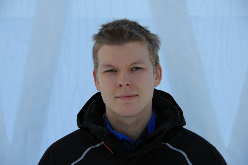 Janne Pasma työ Lapissa