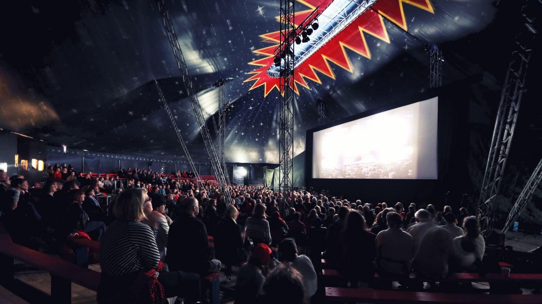 Midnight Sun Film festival, Lapland Finland summer