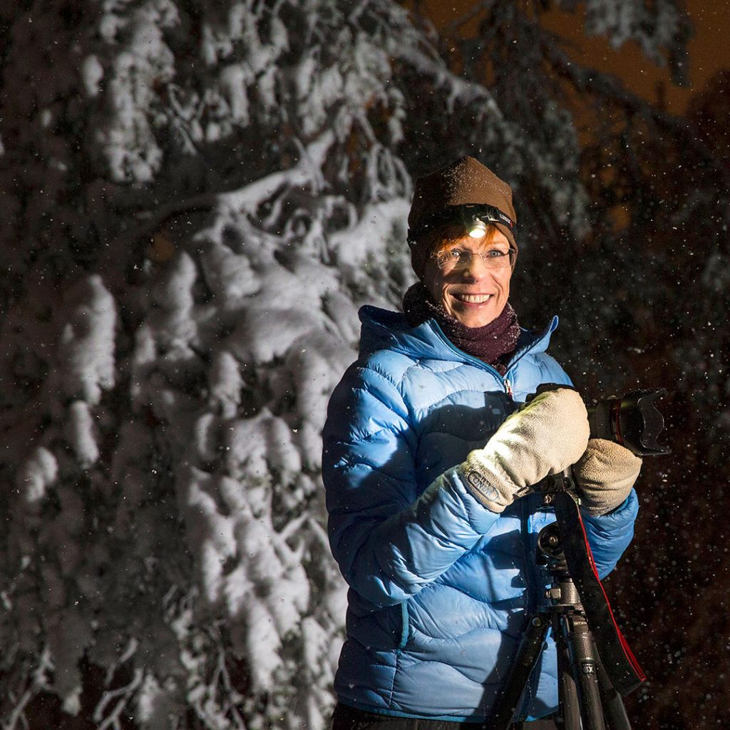 Arctic photographer, Kaisa Siren
