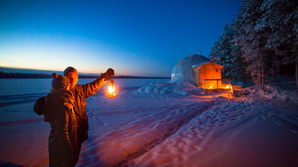 Arctic love, romantic tips