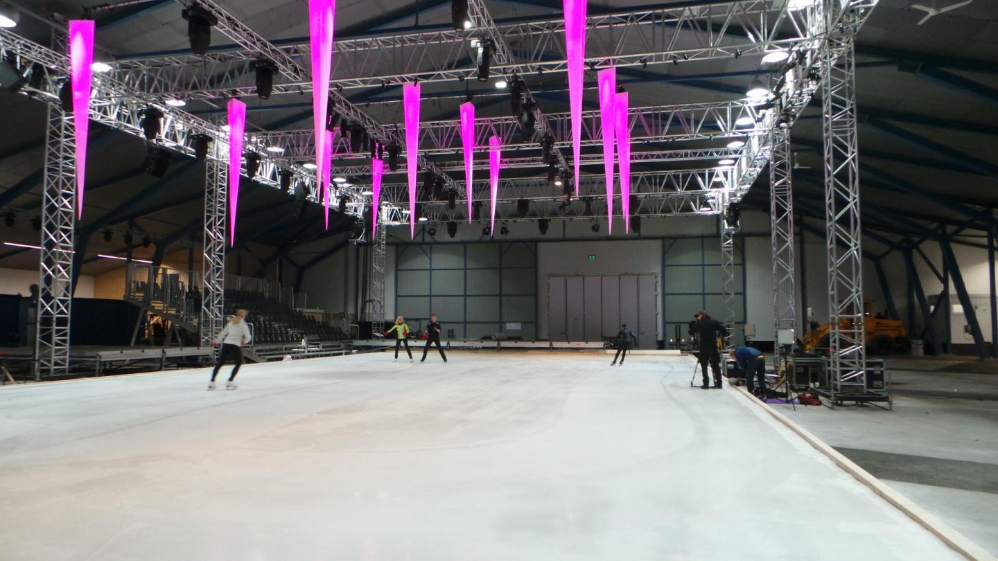 Dancing on Ice, a television production by Moskito Television