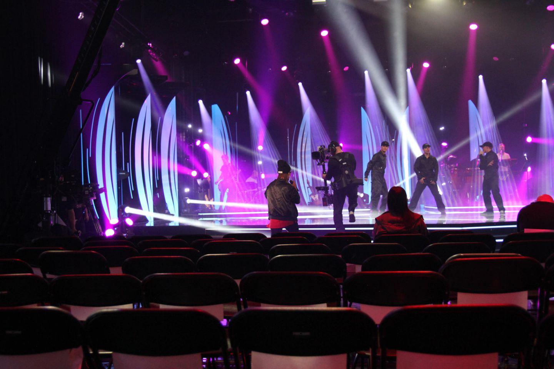Tahdet tahdet, a realiity dancing show by Moskito Television