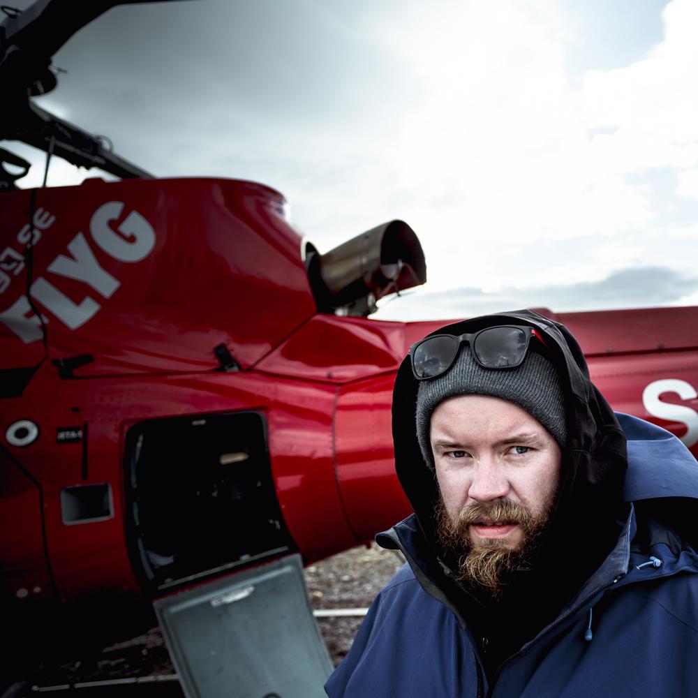 Arctic winter photographer, Jani Kärppä