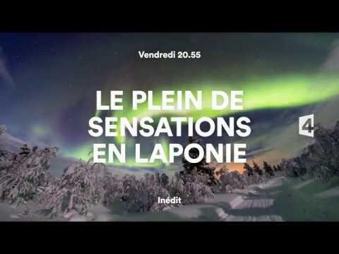 Le plein de sensations en Laponie