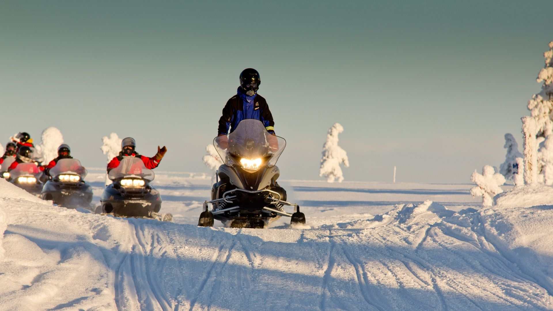 Lapland Safaris Seasonal work in Lapland