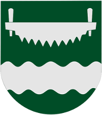 Coat of arms for Ranua, Finland