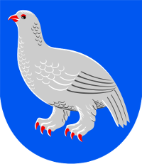 Coat of arms for Enontekiö, Finland