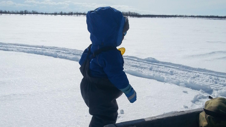 Lapsuus Enontekiöillä luo läheistä luontosuhdetta
