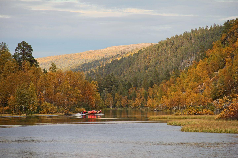 Finland National Park | Lemmenjoki, Lapland