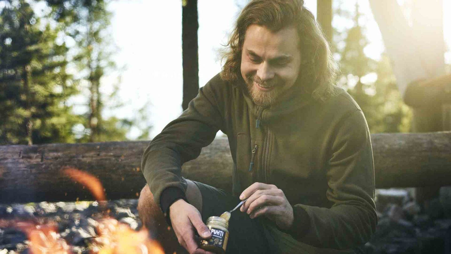 Lapland food, campfire | Petri Teppo photographer of the month