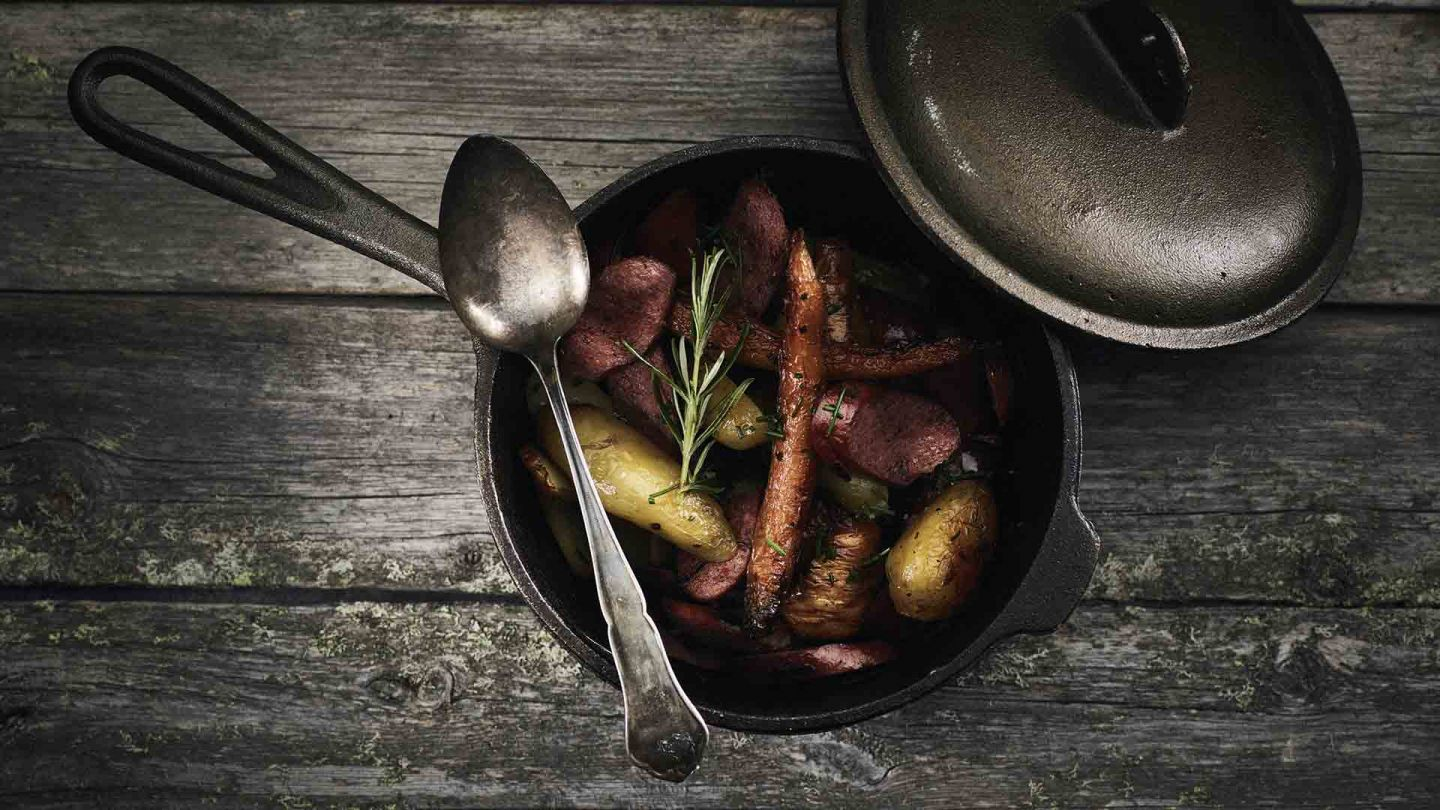 Lapland food | Petri Teppo photographer of the month