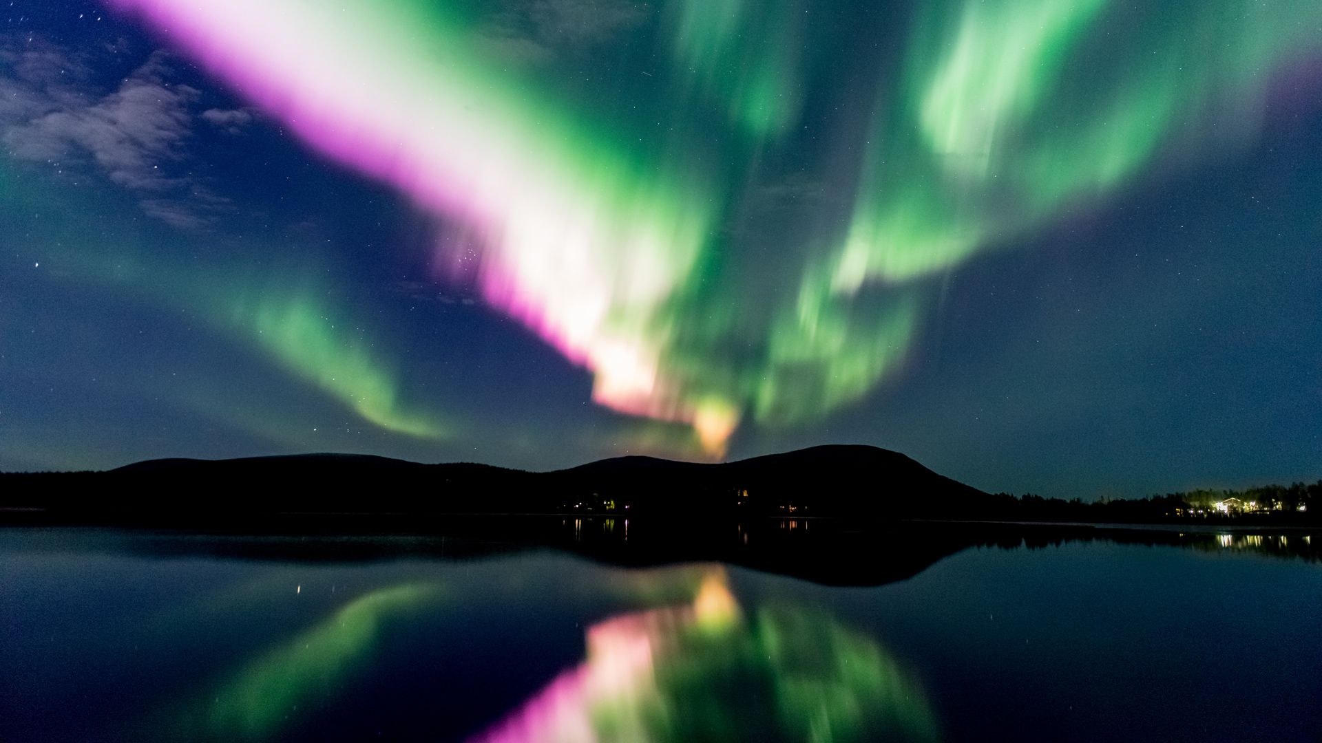 Aurora Hunter Excursion   Visit Finland, Markus Kiili