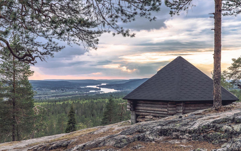 Kuninkaan Laavu, Rovaniemi