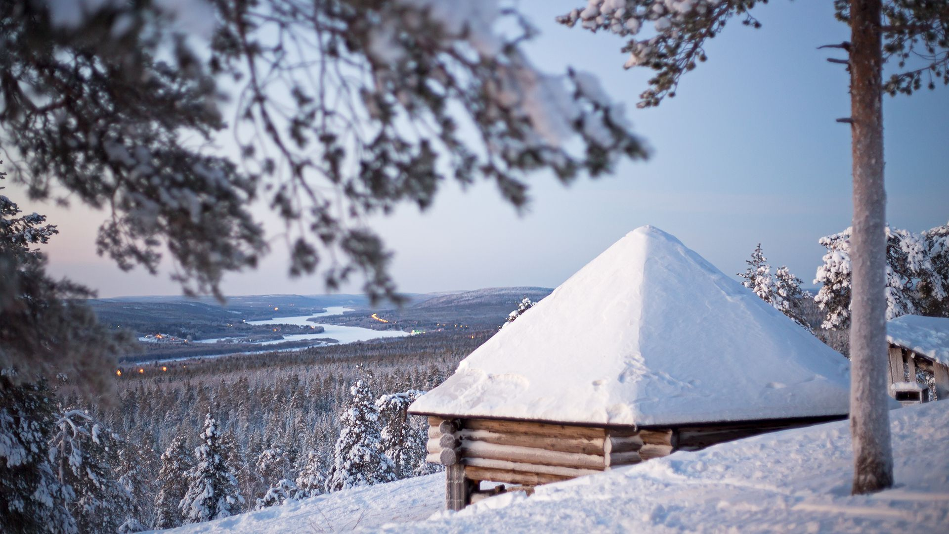 Instagram places Lapland