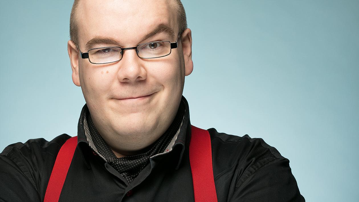 Lapland Film Services owner Jussi Olavi Jokinen