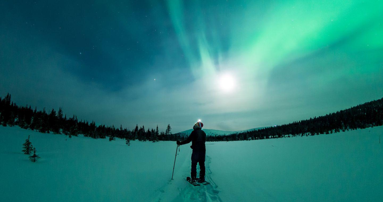 Northern Lights Science, Lapland