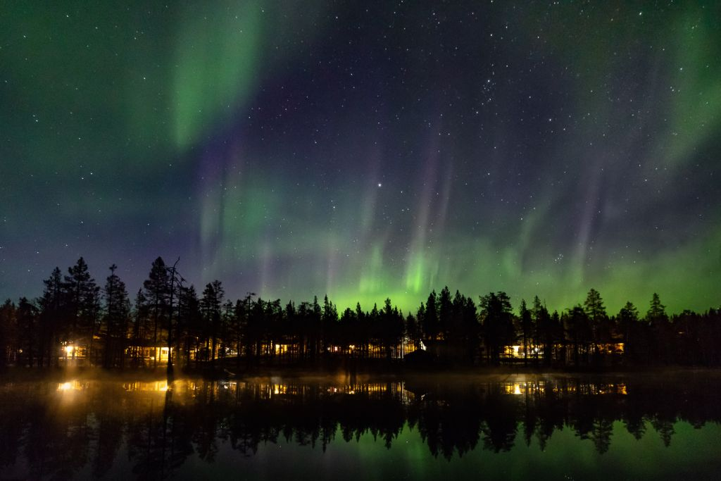 Autumn Photographer, Lapland, Kristof Göttling, northern lights