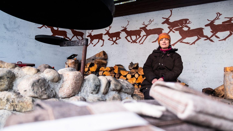 Claudia de Jong ja The Inspiring Northin huopatuotteita