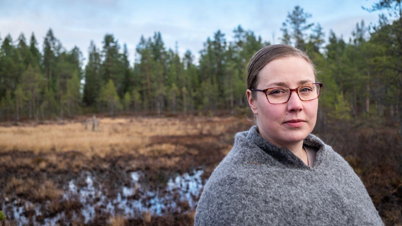 Wild from Arctic -yrittäjä Sanna Jämsä