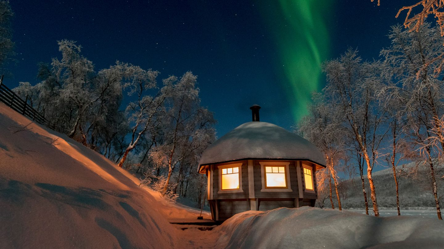 Northern Lights Finland, Utsjoki