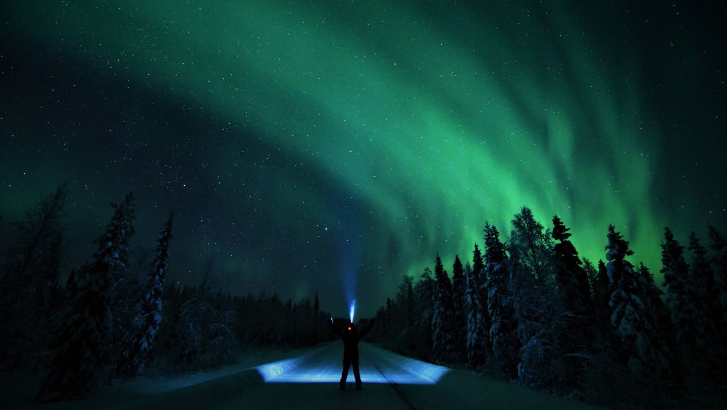 Northern Lights - Lapland wilderness photographer