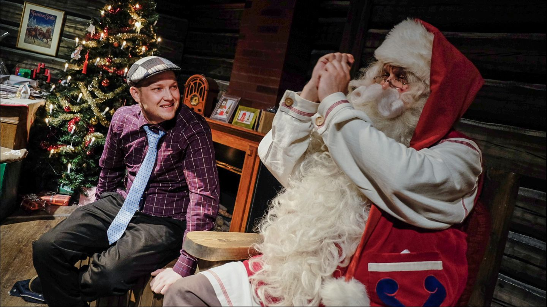 Stepa ja Joulupukki