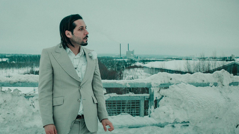 From romantic comedy Aurora, filmed in Rovaniemi, Finland