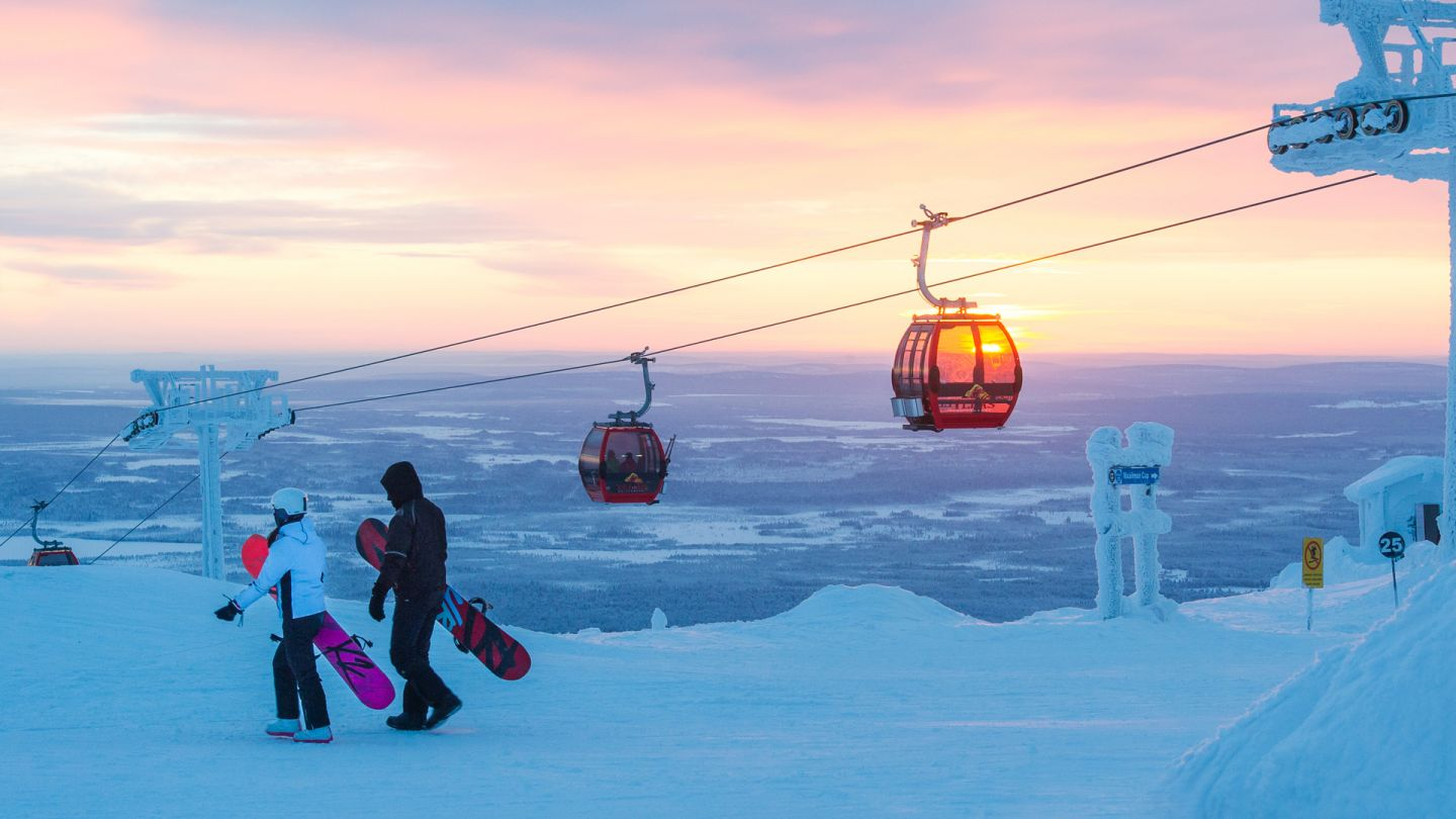 winter bucket list, Lapland, Ylläs