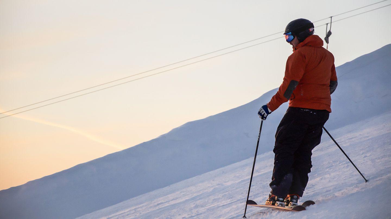Sport Resort Ylläksen hiihtokoulun vastaava Jere Löytökorpi