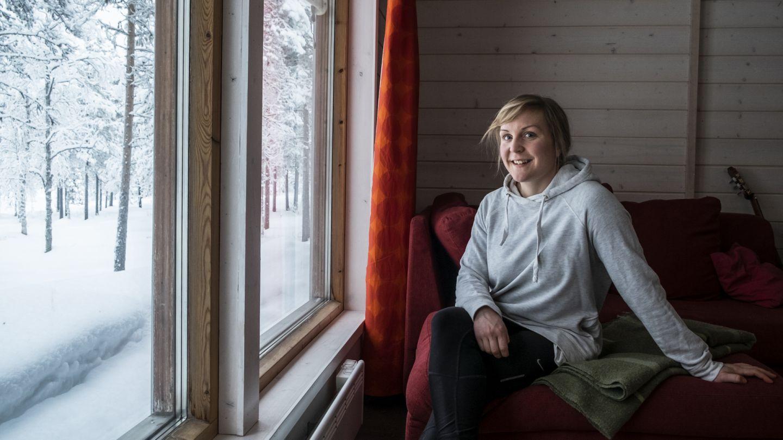 Infrasuunnittelija Laura Sokka