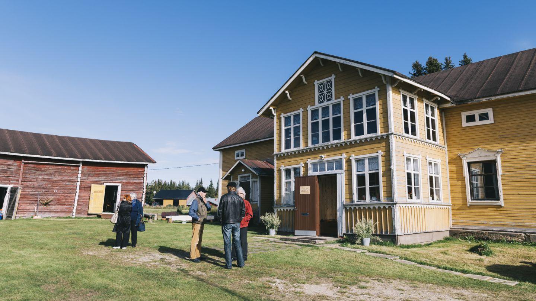 Kierinki Lapland, Remote Holiday Destination
