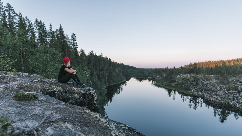 Taatsi Seita, Lapland, Remote Holiday Destination