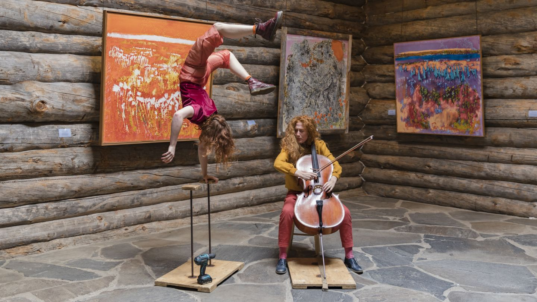 Kaukonen Silence Festival, Remote Holiday Destination, Lapland