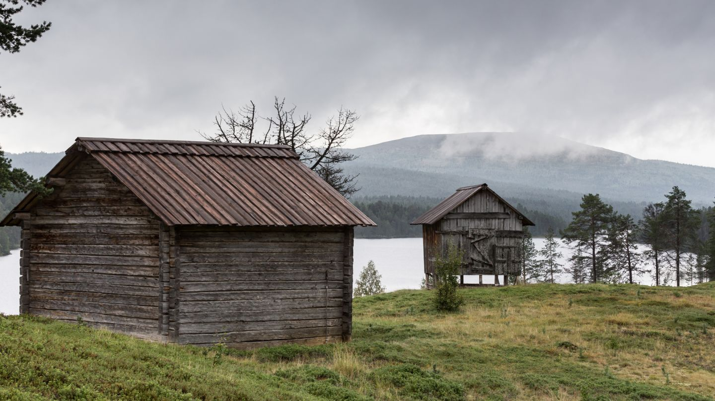 Lemmenjoki, Remote Holiday Destination, Lapland