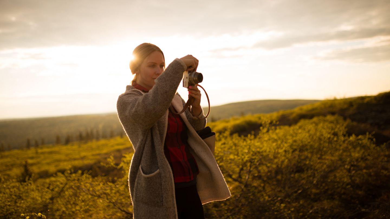 Inari Nightless Night, Remote Holiday Destination, Lapland
