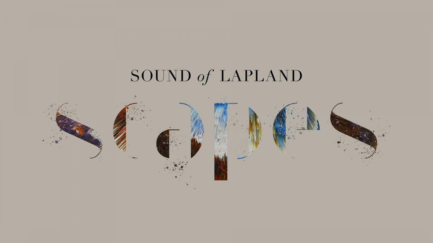 Cover of the album SCAPES, by Sound of Lapland, recorded in Finnish Lapland
