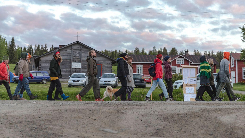 Silence Festival, Lapland Finland