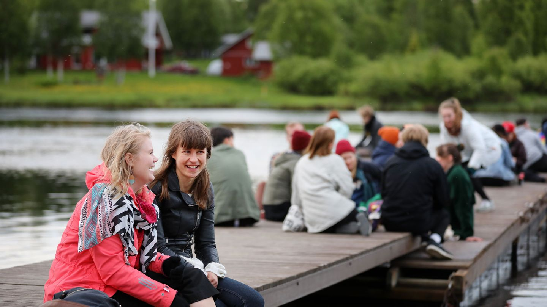 nuoria Sodankylä