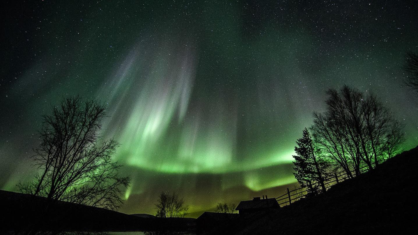 Northern Lights, Utsjoki Bucket List