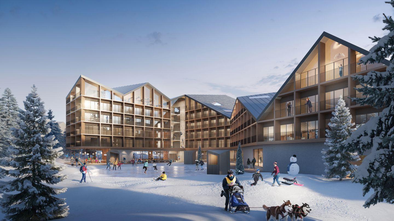 Sport Resort Ylläs investment opportunity Basecamp Hotel