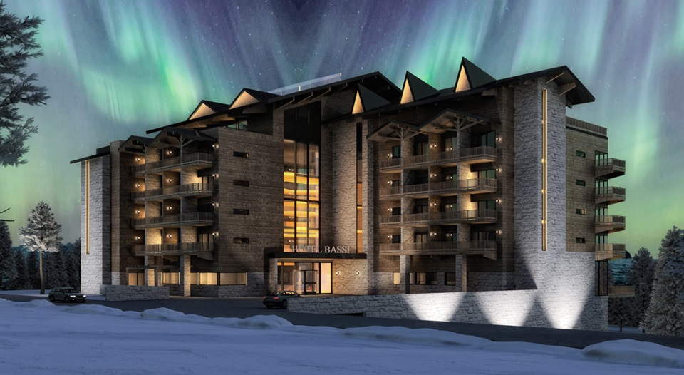 Hotel Bassi is a new investment opportunity in Pyhä