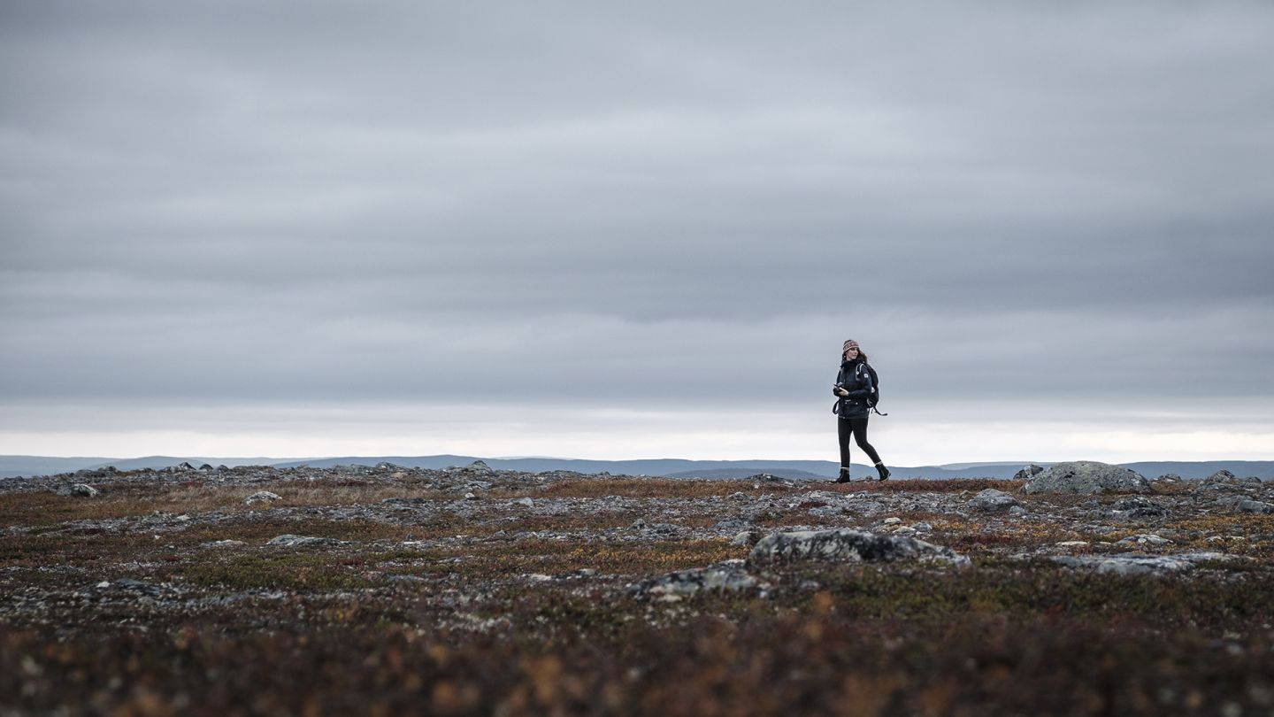 Maria Berz Into the Nordic Wilderness