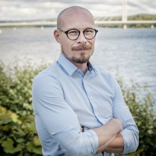 Marketing Manager, Veli-Pekka Ojamaa, Lapland