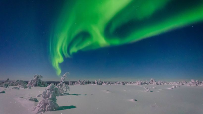 Northern Lights, Kardashian Lapland Holiday